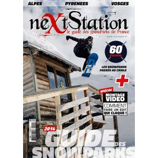 Next Station 2014 - Le guide des snowparks