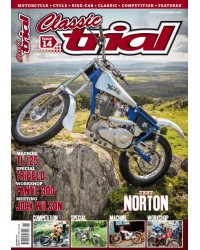 Classic Trial Magazine UK issue 14