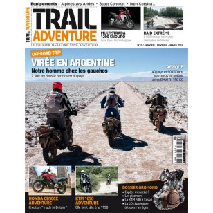 Trail Adventure Magazine n°5