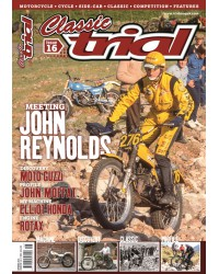 Classic Trial Magazine UK issue 16