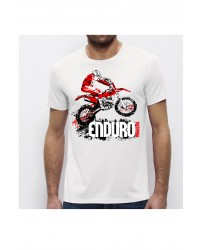 Tee Shirt Enduro Franchissement