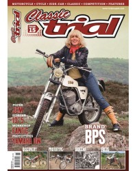 Classic Trial Magazine UK n°15 (anglais)