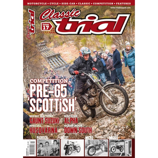 Classic Trial Magazine UK n°17 (anglais)