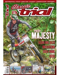 Classic Trial Magazine UK n°18 (anglais)