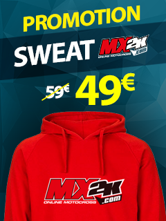 Promotion Sweat MX2K